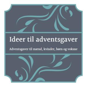 adventsgaver gaveideer