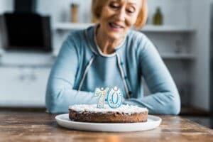 70 års fødselsdag gaver