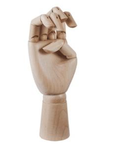 Design gave » Hay Wooden Hand dekoration