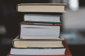 Bøger til kobberbryllup parret