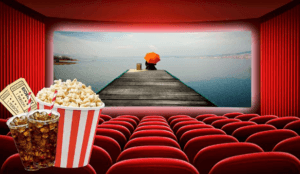 Gave til veninde » biograftur med veninden