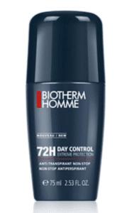 Gave til bror » deodorant fra biotherm