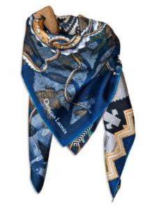 Dimissionsgave » moderne silketørklæde