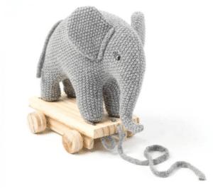 Gave til 1 årig » sød elefant