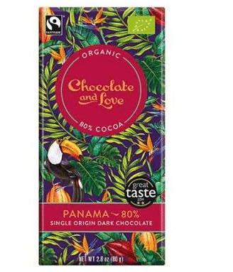 Gaver til 50 kr » kologisk mørk chokolade