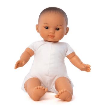Gave til 4 årig » baby dukke