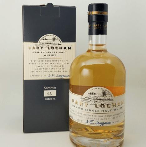 Gave til bedstefar » dansk kvalitets whiskey