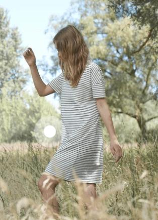Gave til gravid » kjole