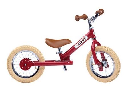 Gave til 4 årig » løbecykel
