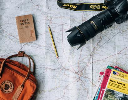 Gave til teenager » rejseudstyr