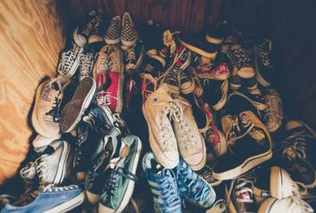 Gave til teenager » sko