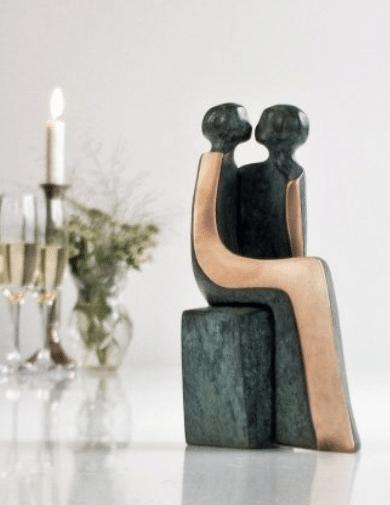 Bryllupsgave » skulpturer
