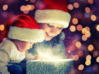 Julegaver til børn - gaveideer