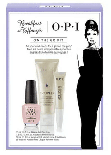OPI On The Go Kit - Gaveæske