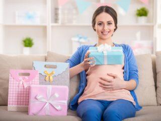Gave til gravid