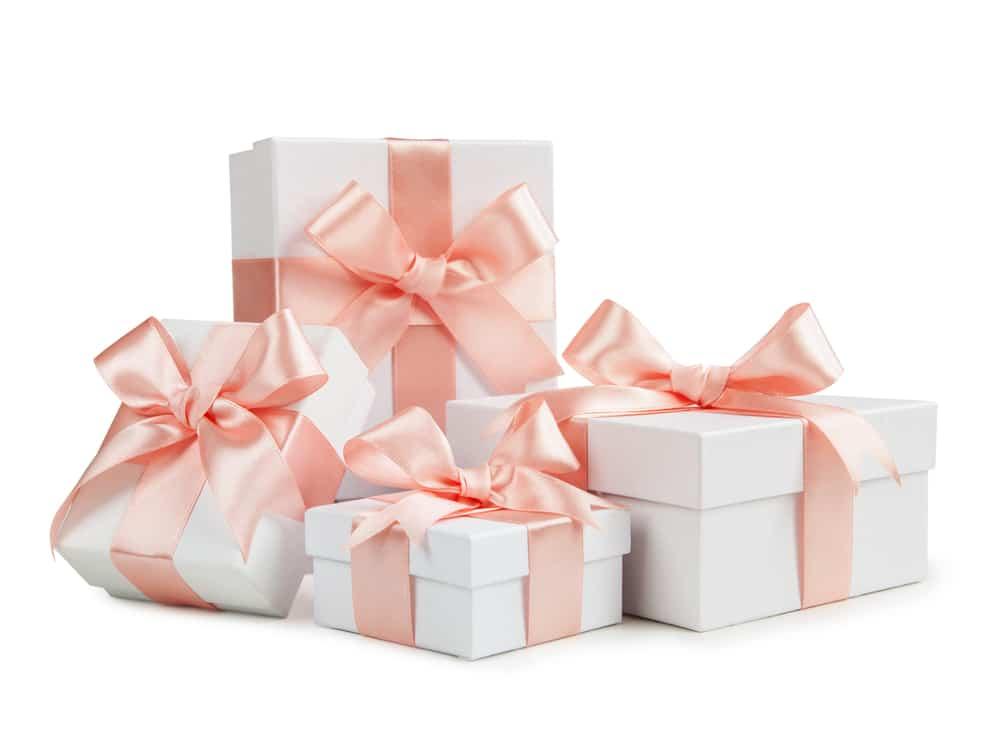 gavesæt og gaveæsker
