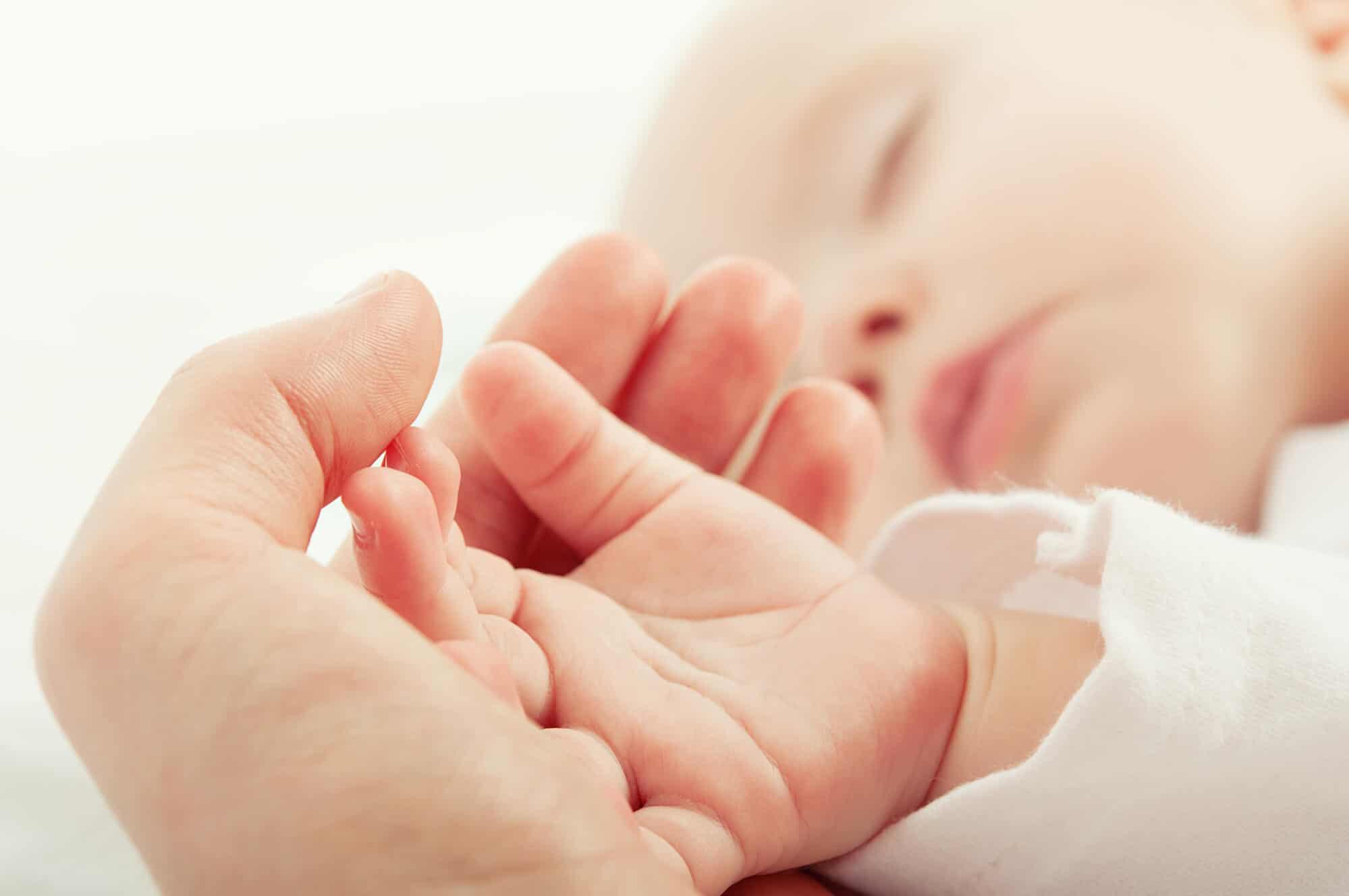 Barselsgave - gaver til nyfødte