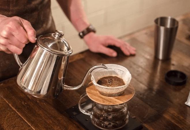 Kaffekursus i Åhus hos La Cabra