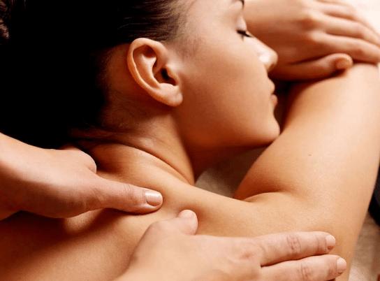 Lækker luksus massage