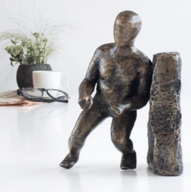 Skulptur til Svenden