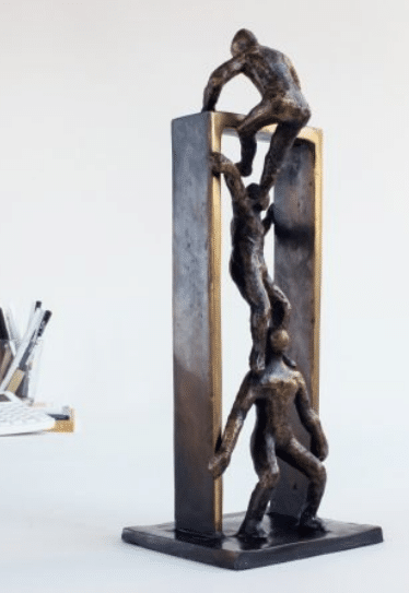 Skulpturer – ved jubilæer og andre mærkedage