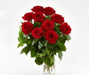 Smukke roser til en særlig person