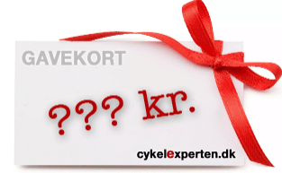 Gavekort til Cykelexperten