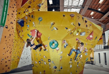 Gaver til 11 årig » Klatring og bouldering