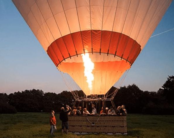 Konfirmationsgaver » ballonflyvning konfirmation
