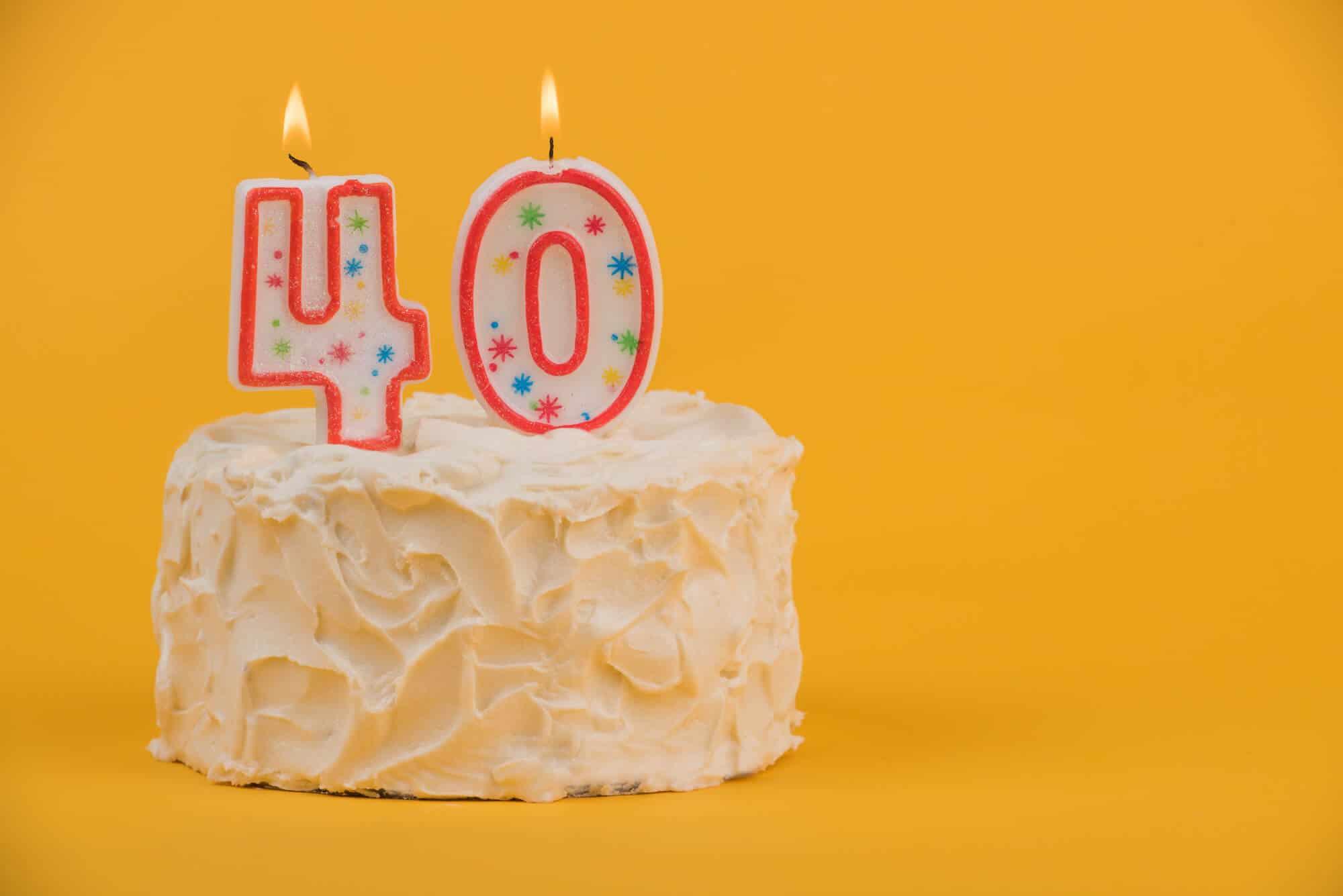 40 års Fødselsdag » Gaver Til Ham & Hende Der Fylder 40 år