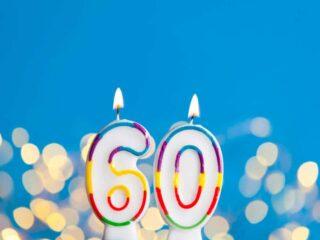 60 års fødselsdagsgave