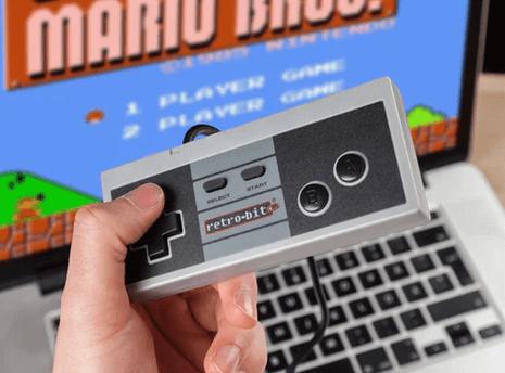 Gave til gameren » nes retro controller gave til gameren