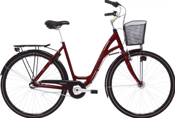 Mors dag gave » ny cykel til mors dag