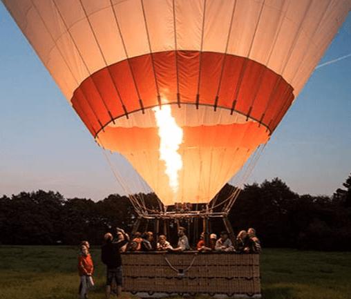 Romantiske gaver » ballonflyvning romantisk gave ti hende