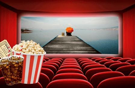 Gaver til 12 årige » biografbilletter