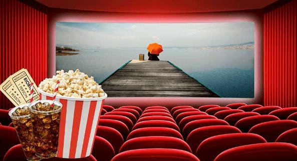 Romantiske gaver » biograftur for 2 romantisk gave til ham