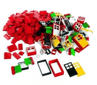 Typisk dansk gave » lego dansk gave