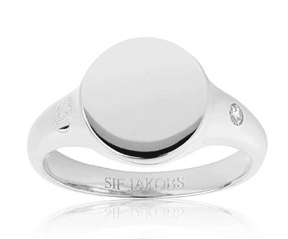 Indgravering gaver » ring med indgravering