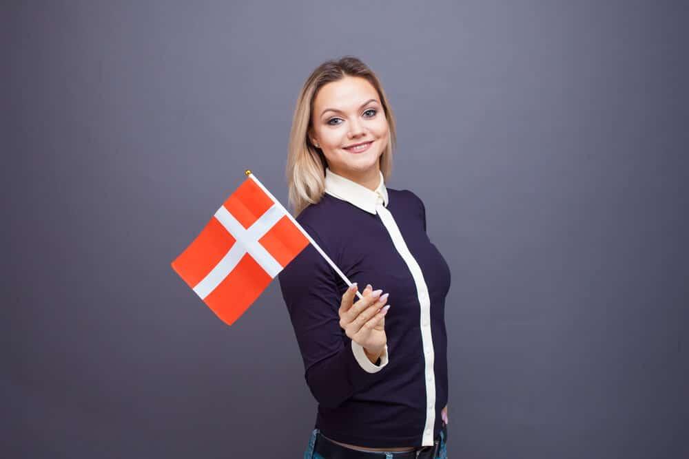 typisk dansk gave