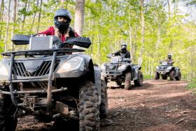 Oplevelser for 2 » ATV Safari med outdoor action gave for 2