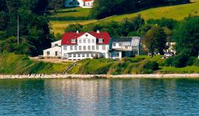 Oplevelser for 2 » Badehotel ophold på Strandhotel Røsnæs gave for 2