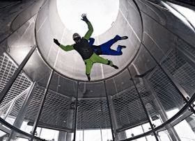 Oplevelser for 2 » Bodyflight i vindtunnel oplevelse for 2