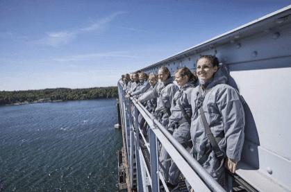 Oplevelsesgaver » Bridgewalking lillebaeltsbroen oplevelsesgave