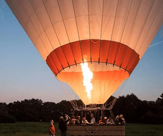Gave til ham » luftballon til ham