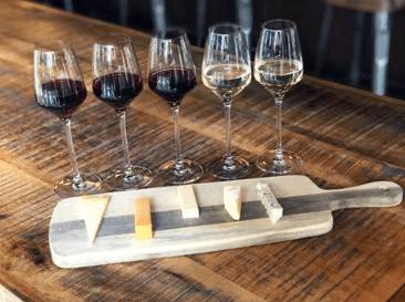 Oplevelsesgaver » vin ost oplevelsesgave