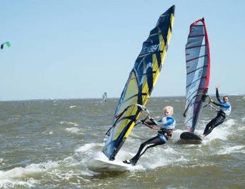 Oplevelsesgaver » windsurfing oplevelsesgave