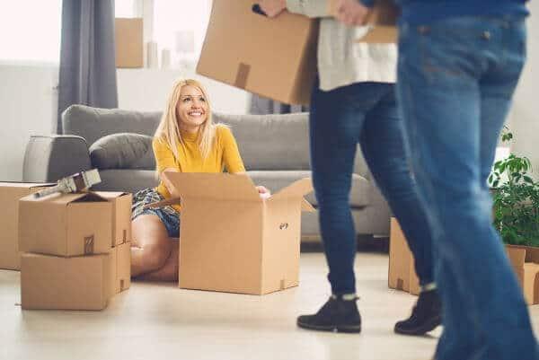 Flytte hjemmefra gaver