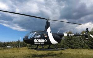 50 års fødselsdag » Helikoptertur til 50 års
