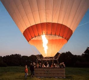 ballonflyvning ønskeliste