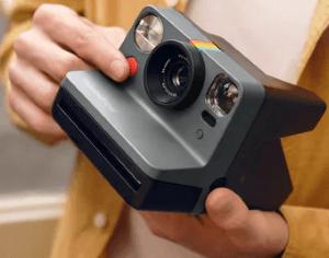 polaroidkamera gaveønske